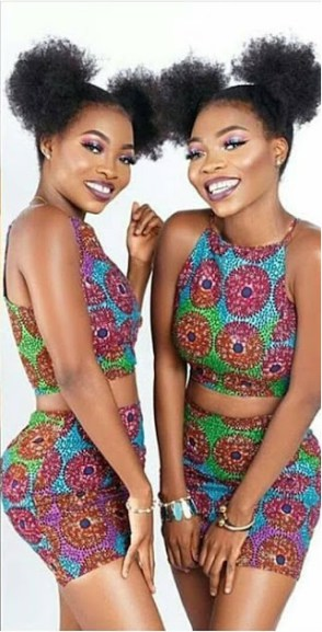Check Out These Twins Amazing 'Transformation' Pictures That Has Got Everyone Talking (Photos)