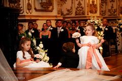 Foto 0643. Marcadores: 08/08/2009, Casamento Adriana e Felipe, Daminhas Pajens, Rio de Janeiro