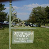 Crockett-Gleaves Cemetery, Williamson County