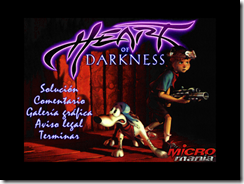 Heart of darness solucion interactiva