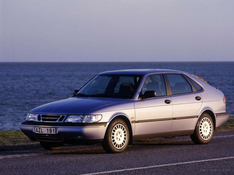 1998 saab 900 hatchback specifications pictures prices. Black Bedroom Furniture Sets. Home Design Ideas
