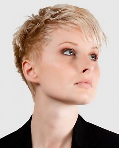 New Pixie Haircuts For Thin Hair 2016 Fashionte