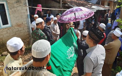 Usai Tugas Jadi Penyelenggara Pemilu, Ustadz Guru Ngaji di Bojonggenteng Sukabumi Meninggal Dunia