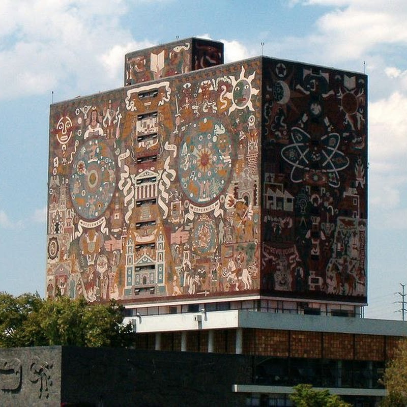 The Murals of National Autonomous University of Mexico
