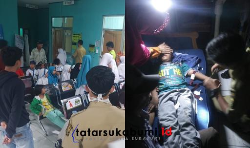 Pasca 73 Pelajar SD di Sukabumi Keracunan Massal