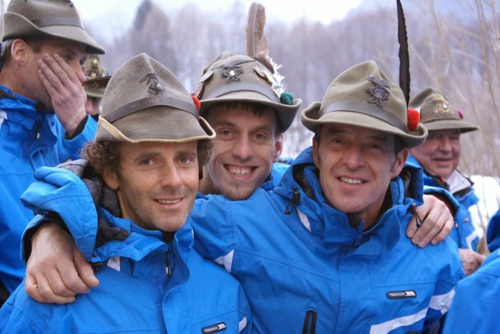Campionato Nazionale ANA sci di fondo Piani di Bobbio - Campionati%2BNazionali%2BANA%2BBarzio%2Bapertura%2B60.JPG