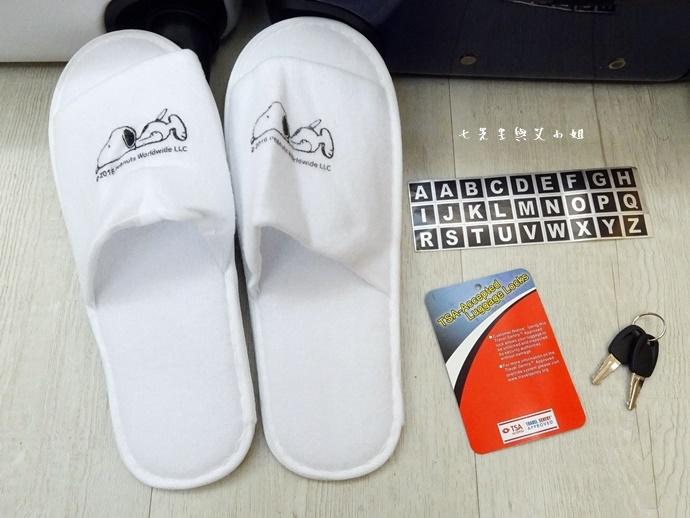 22 史努比登機箱 關西空港 關西旅遊 大阪旅遊 必買 戰利品