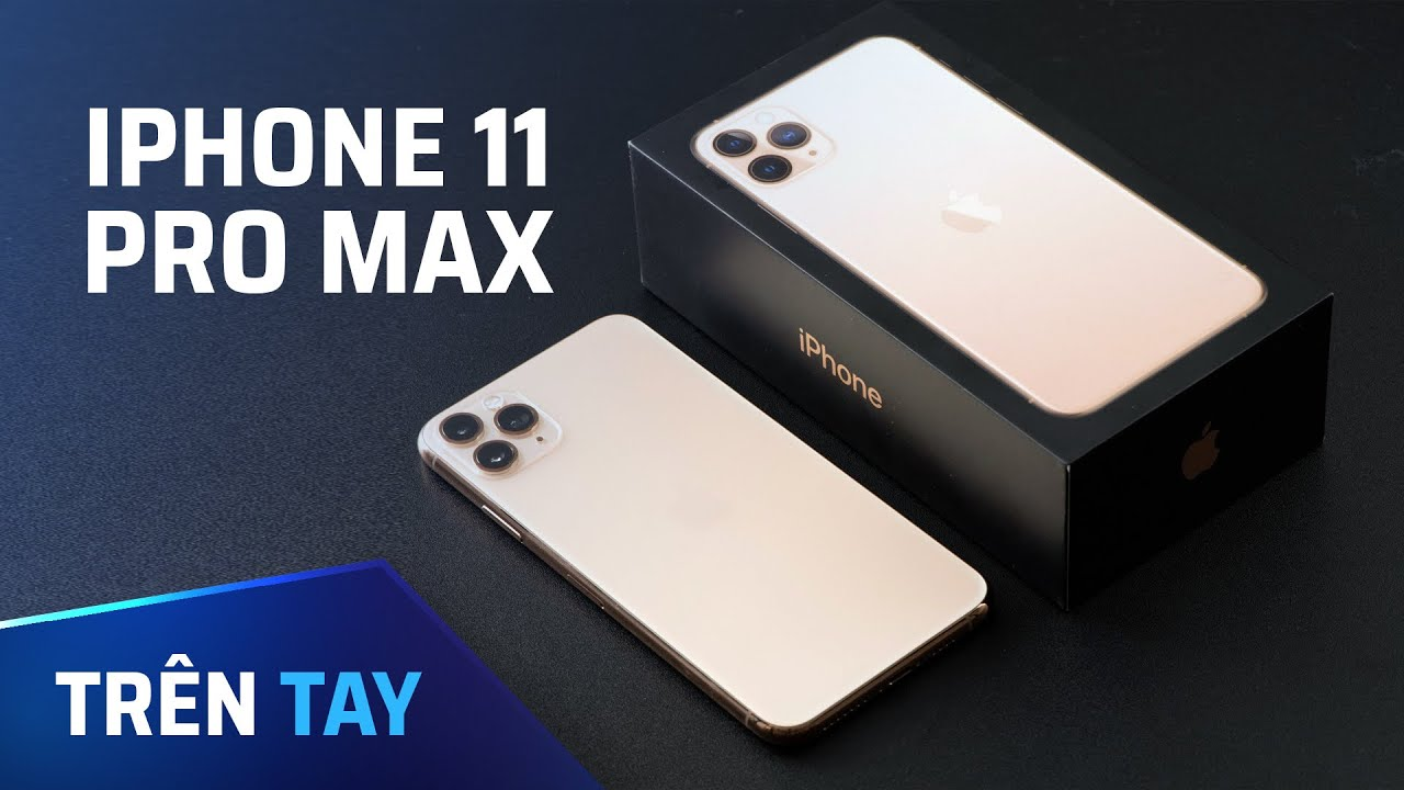 iPhone 11 Pro Max 256Gb Quốc Tế Chính Hãng