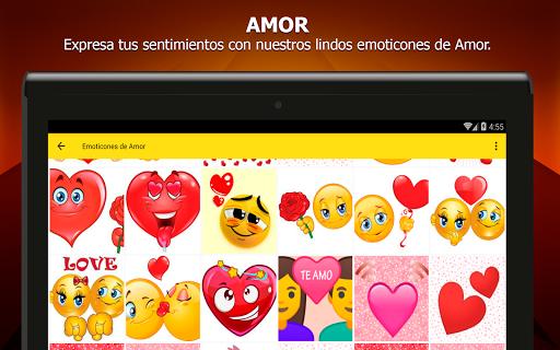 Emoticones para WhatsApp 1.1 screenshots 11