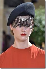 Ulyana Sergeenko Paris Haute Couture Fall Winter 2017-2018 Paris July 2017