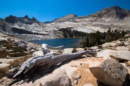 Obelisk lake