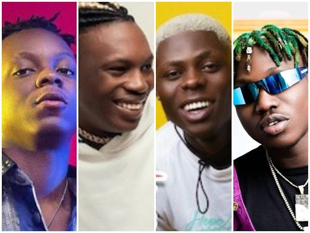 BATTLE FINALE OF LEGEND!! You Can Only Vote For Two Out Of These Four Artistes – Who Are You Voting? (GROUP G)