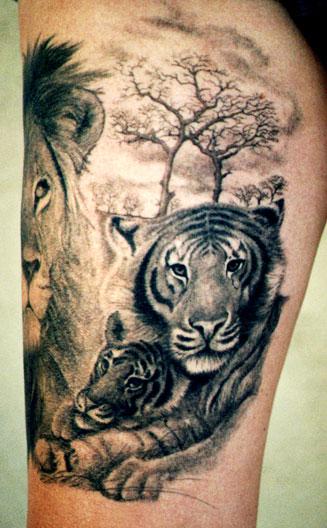 Tiger #3