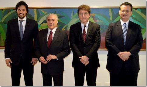 Audiência presidente Brasília 1