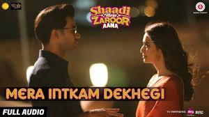 "Track ""Krishna Beura""on Bandsintown""Mera Intkam Dekhegi""(from ""Shaadi Mein Zaroor Aana"" soundtrack)"
