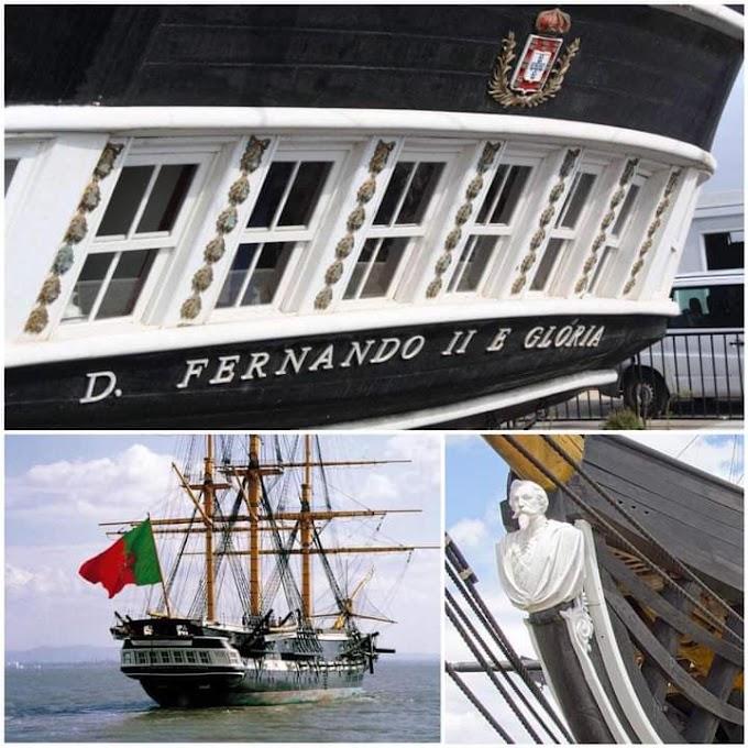 DOM FERNANDO II E GLÓRIA