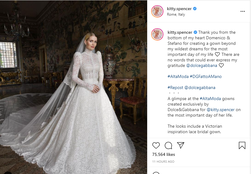Lady Amelia and Lady Eliza Spencer break Silence after Sister Lady Kitty's Wedding