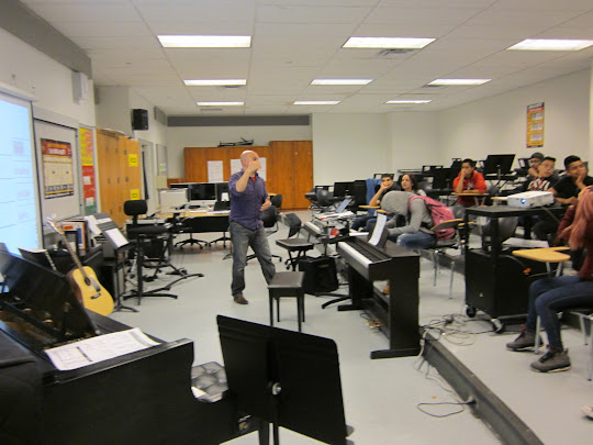 High School Essay: The Physics of Music?