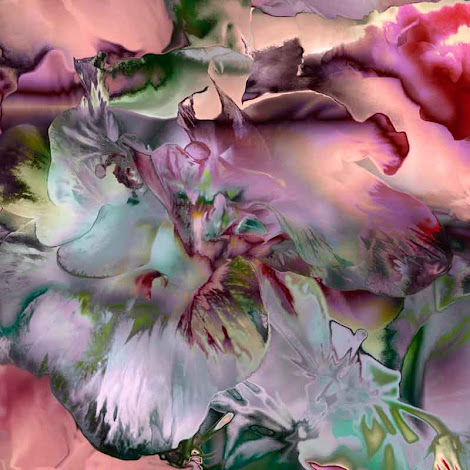 """The """"Pink Petals"""" piece from the """"2009"""" collection"""