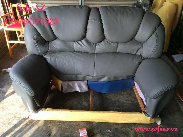 Sửa ghế sofa da bò ý quận 2 - Thay da ghế sofa quận 2