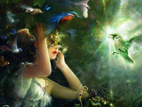 Cute Witch Magick, Magic And Spells 2