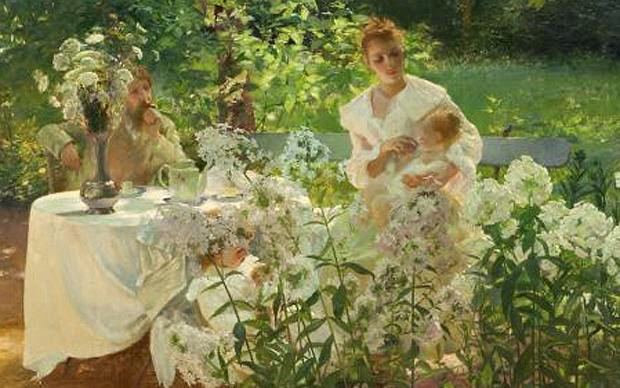 Gaston La Touche - Phlox, 1889