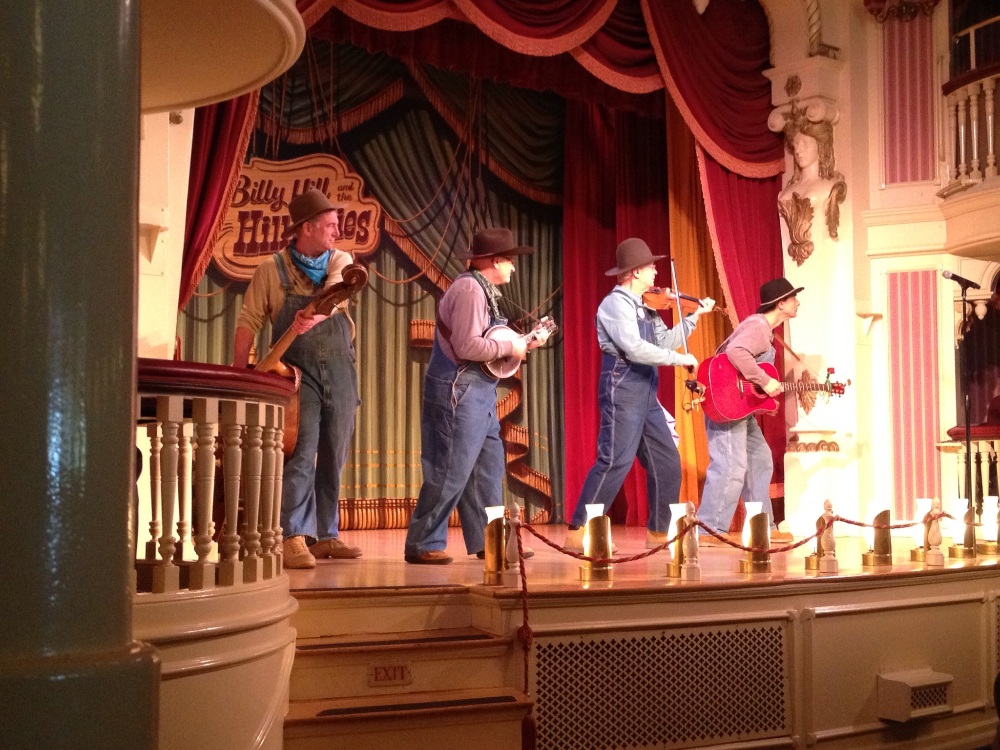 Disneyland Debate: Where Do Billy Hill and the Hillbillies