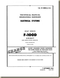 North American F-100D Electrical Systems_01