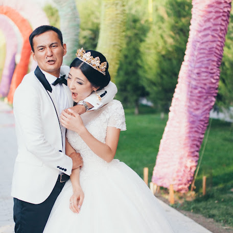 Wedding photographer Nursultan Ibraimov (nursultan). Photo of 25.10.2017