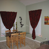 Drapery - Grapevine Apartment