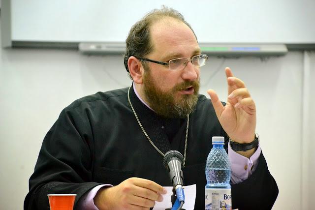 Pr. Constantin Necula despre tineri, FTOUB 110