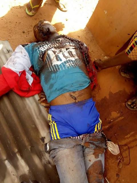 Farmers & Fulani Herdsmen Clash In Kogi, Many Killed (Viewers' Discretion Advised!!)  IMG_20180316_115830_731