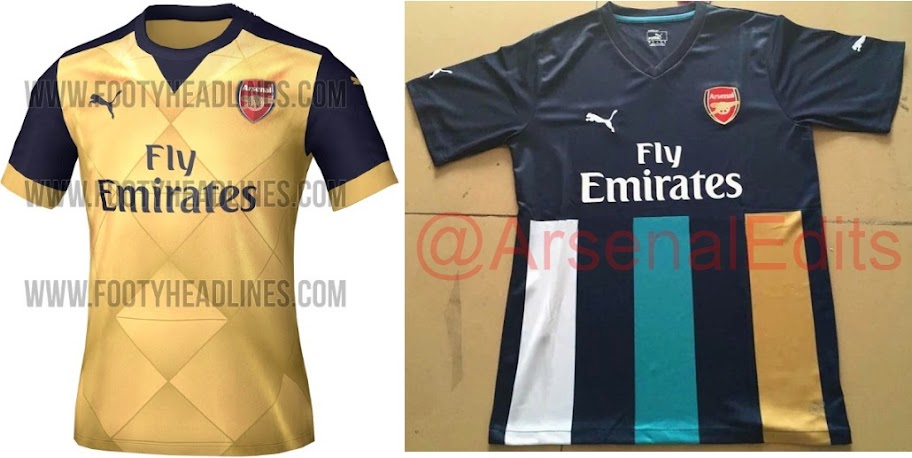 Top 10 Best and Worst Football Kits 2015-16 aa5738b26
