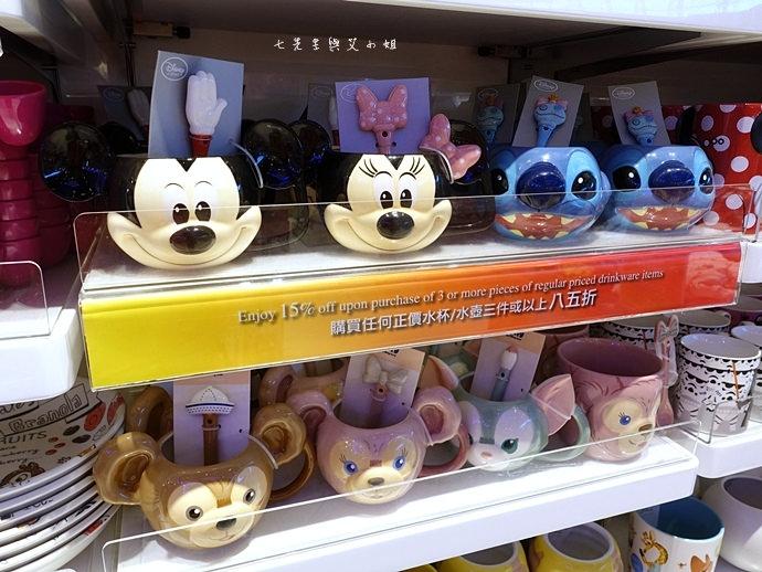 47 香港機場 迪士尼奇妙店 買達菲熊免進迪士尼樂園
