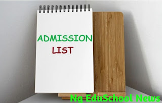 List Of Institutions That Have Released Admission List For The 2020/2021 Academic Session