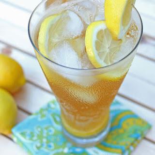 Sparkling Arnold Palmer Tea