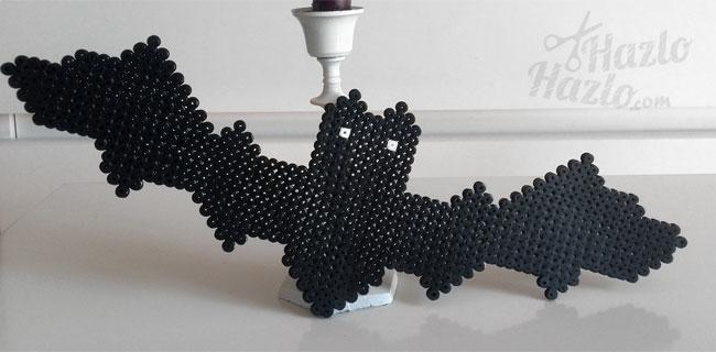 Cómo hacer un murciélago de Hama Beads