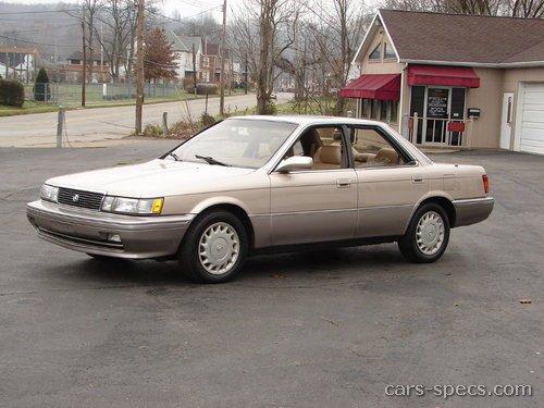 1990 Lexus Es 250 Sedan Specifications Pictures Prices