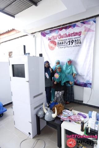 Instant Photobooth Kotak Lensa Selangor Ipoh