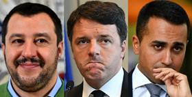 Salvini Renzi Di Maio