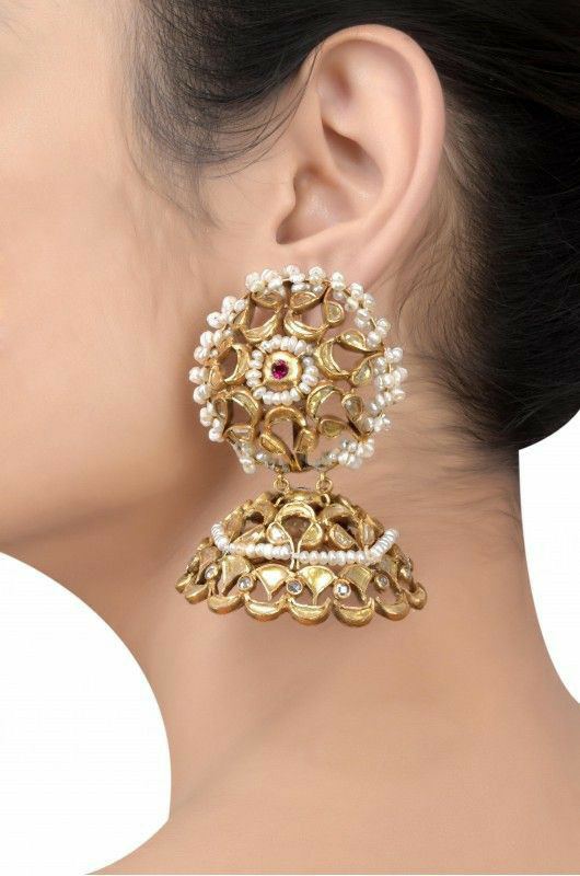 Buy The Traditional Antique Jewellary to Ace The South Indian look