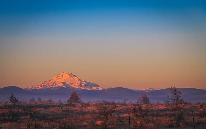 Jefferson in the Morning by jdphotopdx1