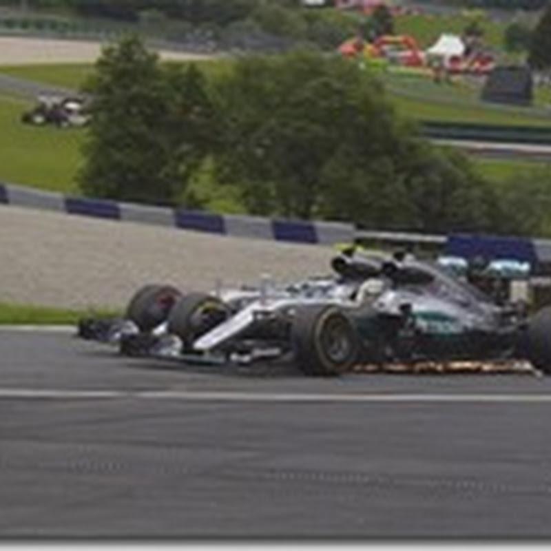 GP d'Austria: Rosberg graziato dai commissari