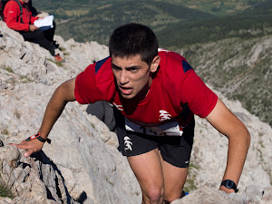 Jordi Masseguer, corredor sub-23 dels Mountain Runners