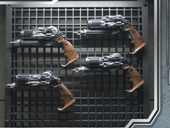 Grapnel-Guns
