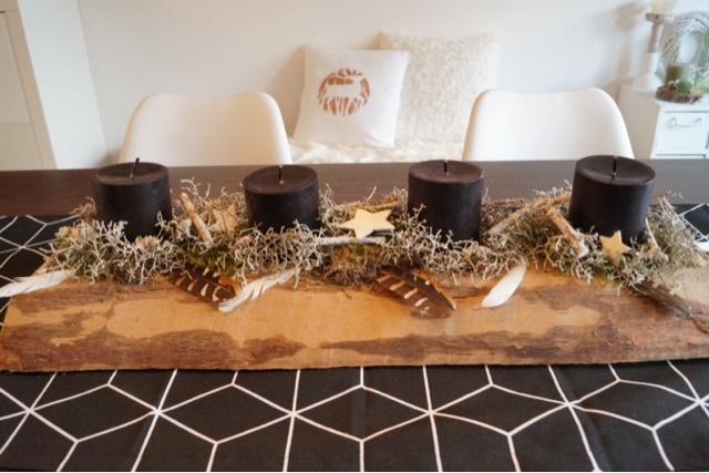 unser kleiner mikrokosmos adventskranz der keiner ist und. Black Bedroom Furniture Sets. Home Design Ideas