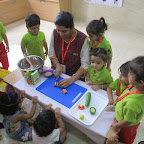 BHEL MAKING ACTIVITY (PG) AT WITTY WORLD AUGUST 31, 2016