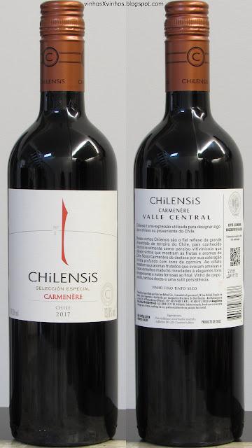 Chilensis Carménère