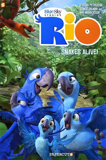 Rio Season 1 - Vẹt Đuôi Dài Rio Phần 1