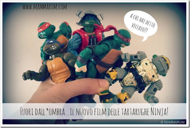 Fuori dall'ombra, il nuovo film delle tartarughe Ninja